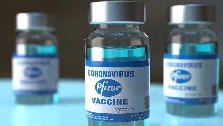 Pfizer confirmó que su vacuna necesitará una tercera dosis