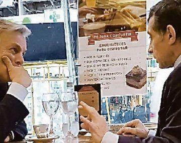 La foto de Pepín con Irurzun que desmiente las declaraciones del prófugo macrista