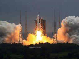 cohete chino: nasa acusa a pekin de irresponsable