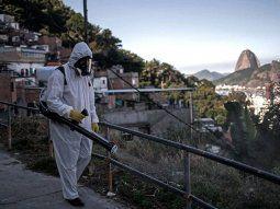 Brasil: identificaron una variante de la cepa Manaos del coronavirus en Río de Janeiro