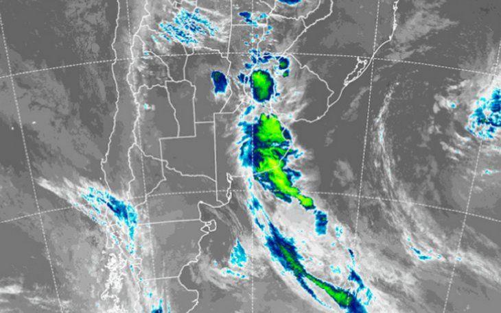 Viernes con tormenta inesperada en la Ciudad: cómo estará el tiempo durante el fin de semana