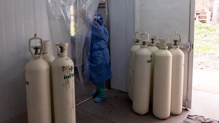 Boletín Oficial: el Gobierno incluyó al oxígeno entre los productos que deben tramitar permiso de exportación
