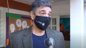 reiniciaron las clases presenciales en las escuelas municipales de vicente lopez