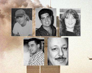Se cumplen 20 años del 11-S: los cinco argentinos que murieron en las Torres Gemelas