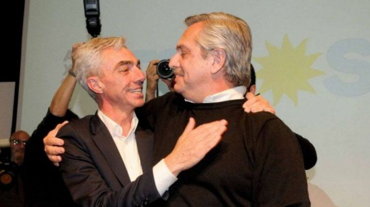 Alberto Fernández se quebró al aire por Radio 10 al recordar a Meoni