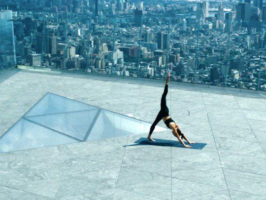 Abren el mirador más alto de Nueva York para clases de yoga