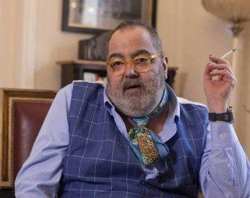 Para Jorge Lanata fue divertido que en EEUU los hayan obligado a hacer cuarentena y a usar barbijo