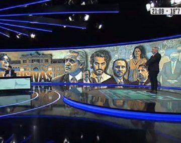 Ver en vivo el programa especial de C5N en medio de las tensiones en el Gobierno