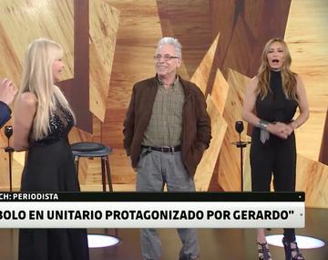 Podemos Hablar: la imperdible anécdota de Rodrigo Lussich con Gerardo Romano