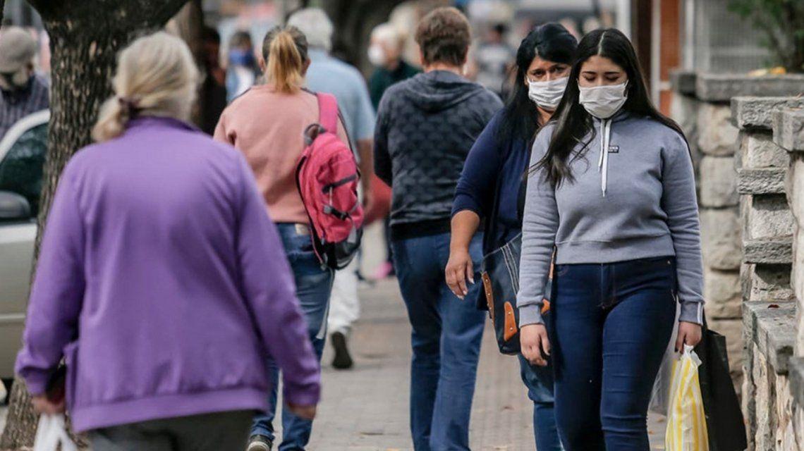 Coronavirus en Argentina: reportaron 9.598 nuevos casos y 483 fallecidos en las últimas 24 horas