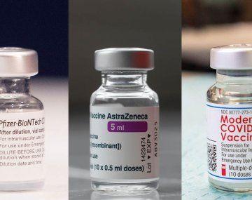 Las vacunas de Pfizer