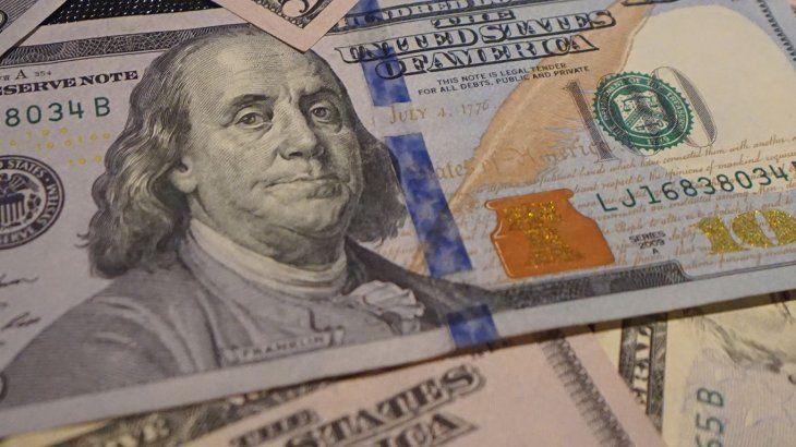 A cuánto está el dólar blue este lunes 20 de septiembre