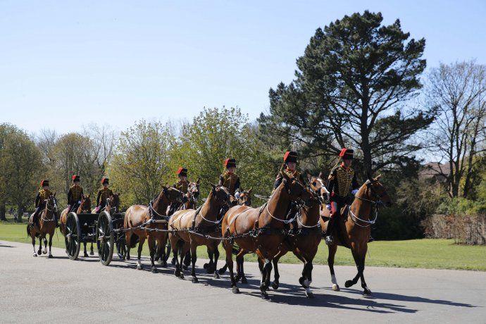 EN VIVO: El funeral del príncipe Felipe, duque de Edimburgo
