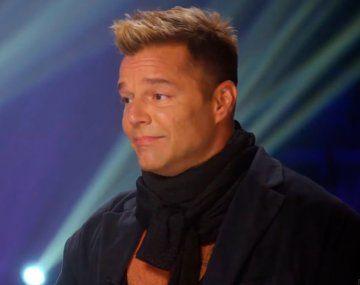 A quién se parece Ricky Martin con su nuevo look