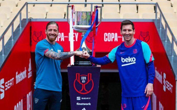 Barcelona - Bilbao: ver en vivo la final de la Copa del Rey