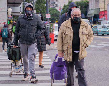 Rige la advertencia violeta por el frío polar en casi todo el país: ¿puede nevar?