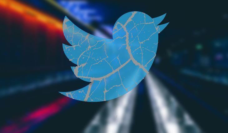 Twitter se cayó a nivel global