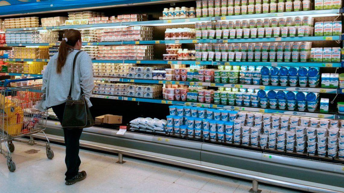 gondola-supermercado-inflacion-precios-alimentos