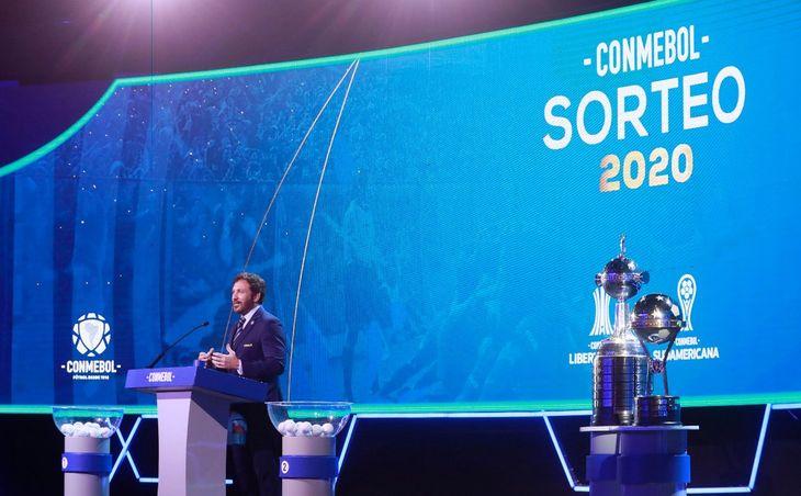Sorteo de la Copa Libertadores y Sudamericana: bombos, horario y cómo verlo por TV