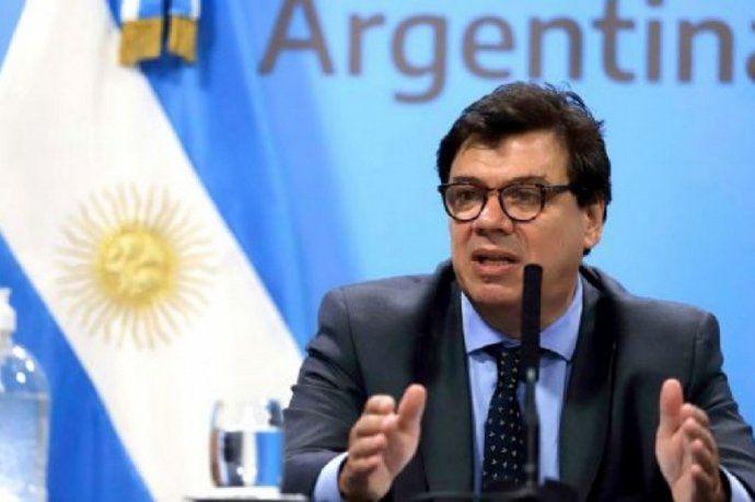 Claudio Moroni, ministro de Trabajo de la Nación