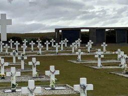 En Malvinas buscan determinar si hay restos de soldados argentinos que nunca fueron encontrados