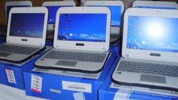 el gobierno entregara notebooks a chicos y docentes