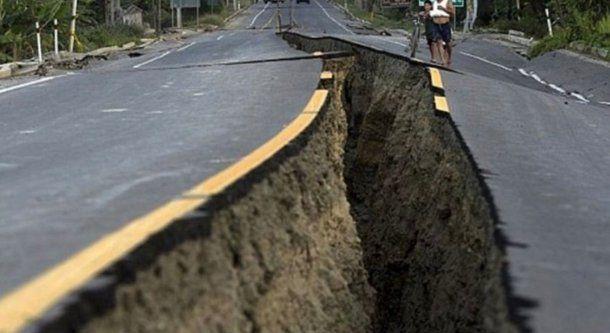 Terremoto en California