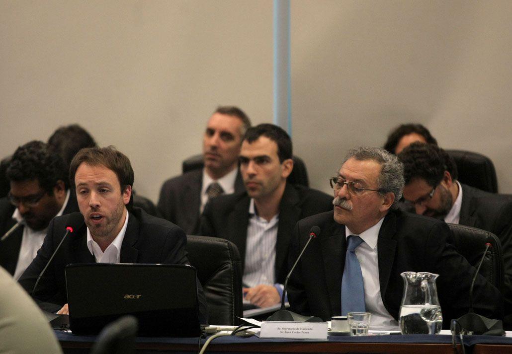 Debate en comisión por Hidrocarburos