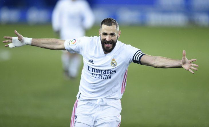 Real Madrid derrotó 2 a 1 al Barcelona