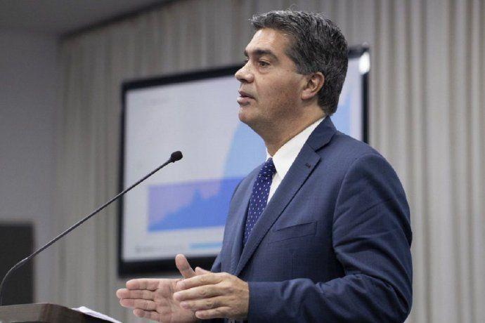 Jorge Capitanich se reunió con Santiago Cafiero en Buenos Aires