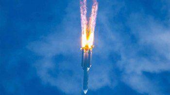 rusia dice que sabe donde y cuando caera el cohete chino