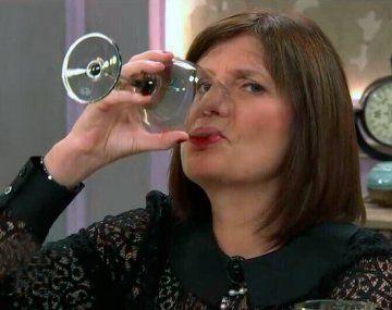 Patricia Bullrich y su relación con el alcohol: Todos los argentinos tomamos vino