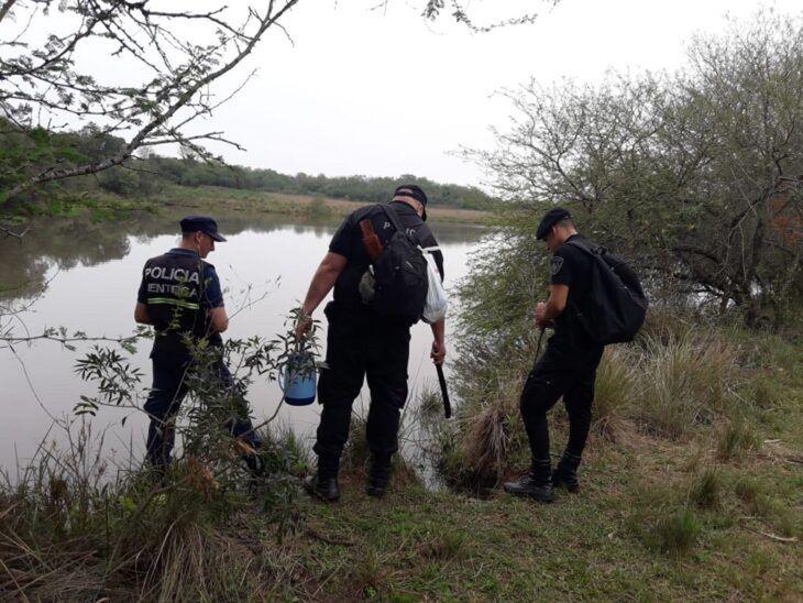 La policía de Misiones y otras fuerzas de Seguridad buscanal joven de 15 años