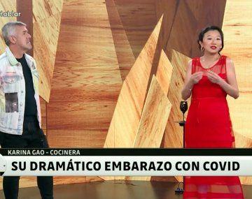 Karina Gao hizo llorar a todos en PH por su video despedida