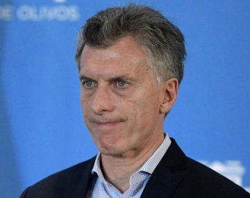 Macri pide la cárcel para él