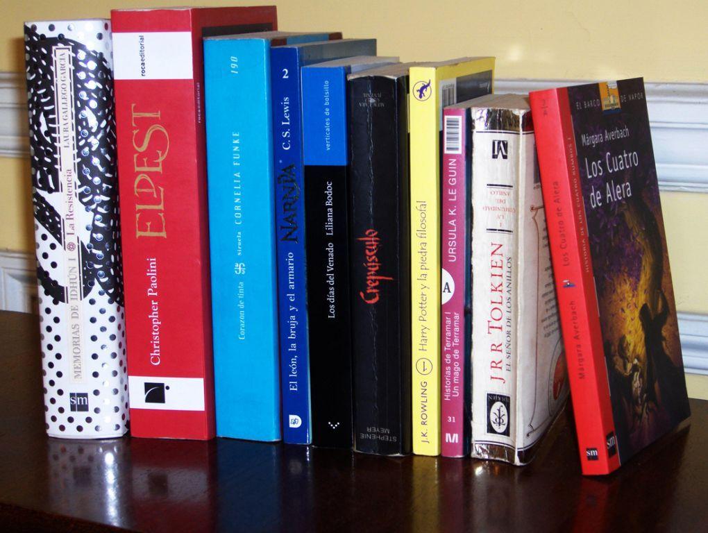 Libros tapa