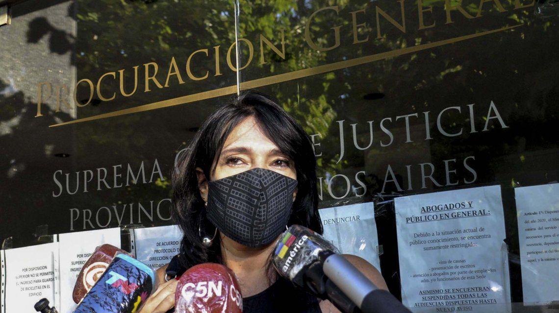 """La fiscal dice tener """"casi todos los elementos para enviar a juicio"""" al marido de Carolina Píparo"""