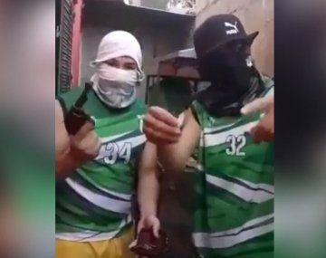 Detuvieron a los jugadores de Córdoba que amenazaron a sus rivales en un video