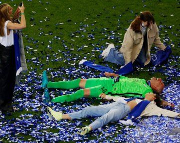 Wilfredo Caballero es uno de los 22 argentinos campeones de la Champions League: la lista completa