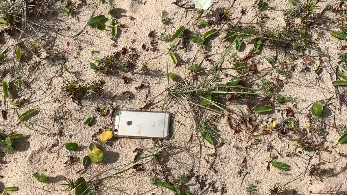 Brasil: se le cayó el iPhone de una avioneta y lo encontró al día siguiente