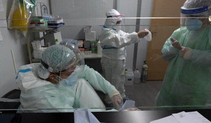 Más de 41 mil casos de coronavirus en Argentina