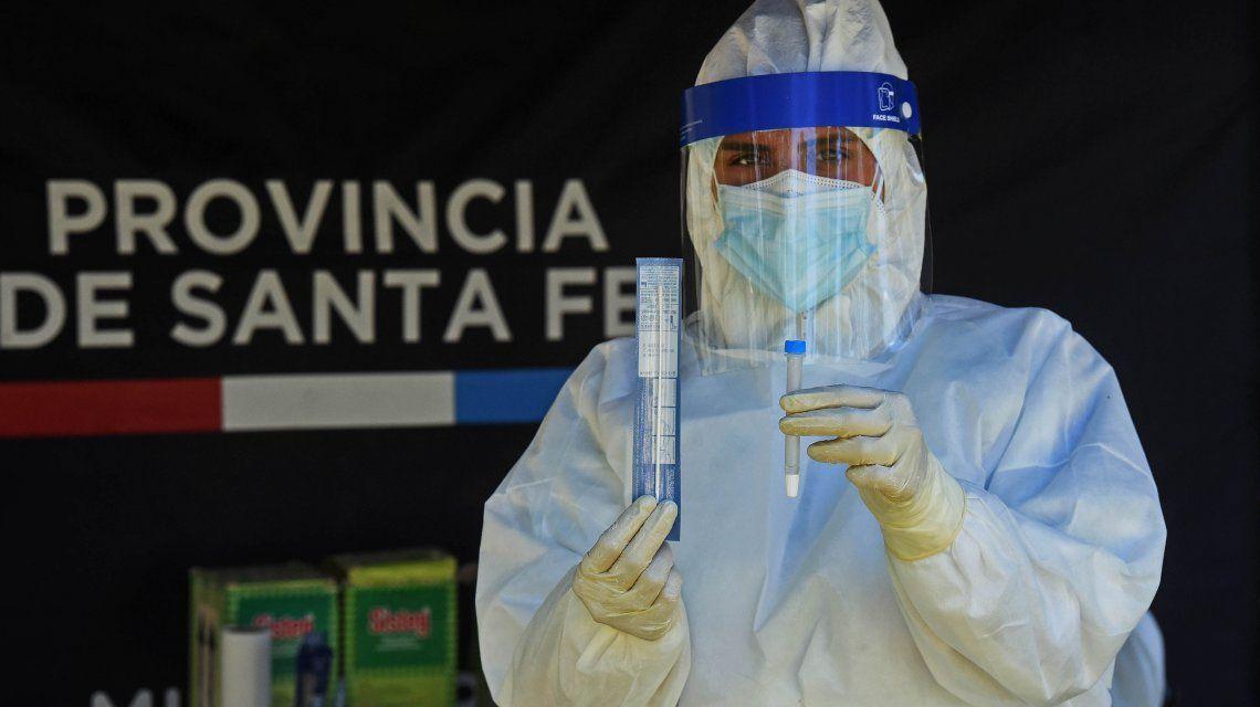 Coronavirus en Argentina: informe del 3 de noviembre reporta 12.145 casos y 430 muertes