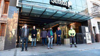 un hotel de suteba funcionara como centro alternativo de atencion medica