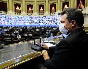 Destacan el funcionamiento de Diputados a un año de la primera sesión virtual de la historia