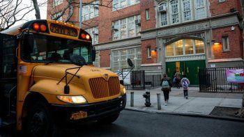 Escuela pública de Nueva York. (Foto: The New York Times)