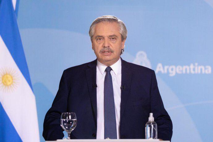 Alberto Fernández reiteró su pedido para que las vacunas sean un bien público global