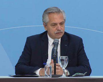 Alberto Fernández presentó el proyecto de Ley de Promoción de Inversiones Hidrocarburíferas