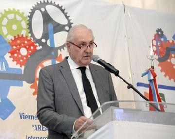 Guillermo Moretti, vicepresidente de la UIA