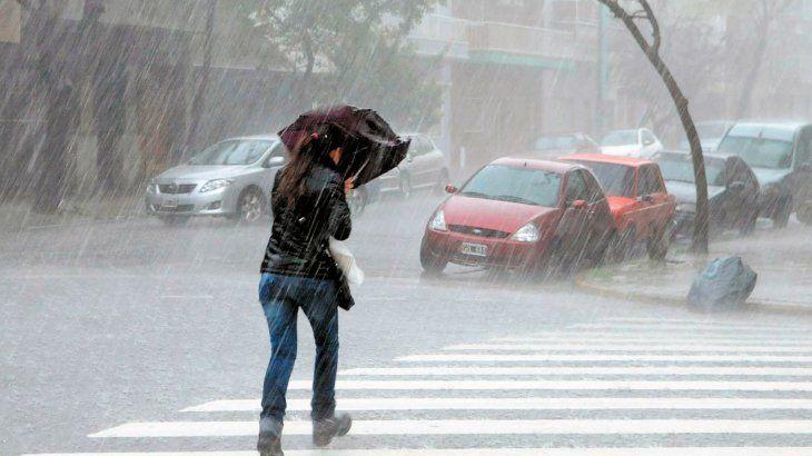 Alerta en Buenos Aires por la llegada de un ciclón extratropical