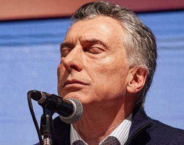 Un fiscal le labró un acta a Macri por incumplir la cuarentena